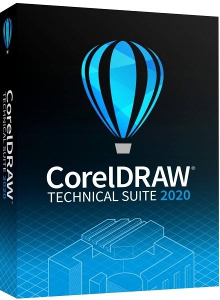 CorelDRAW Technical Suite 2020 Upgrade