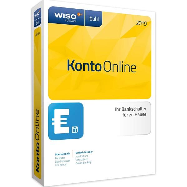 WISO Konto Online 2019 Dauerlizenz Download