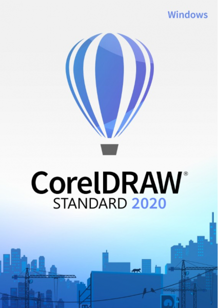COREL CorelDRAW Standard 2020