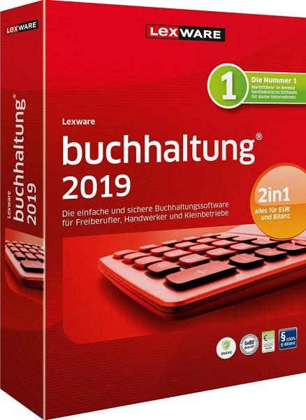 Lexware Buchhaltung 2019, 365 Tage Laufzeit