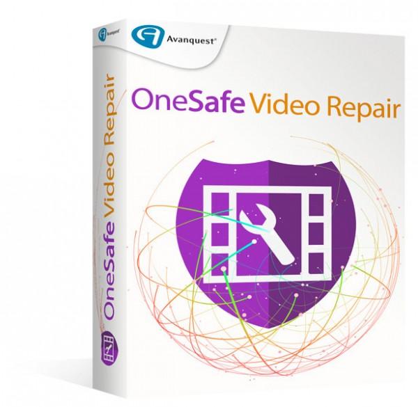 OneSafe Video Repair Mac OS