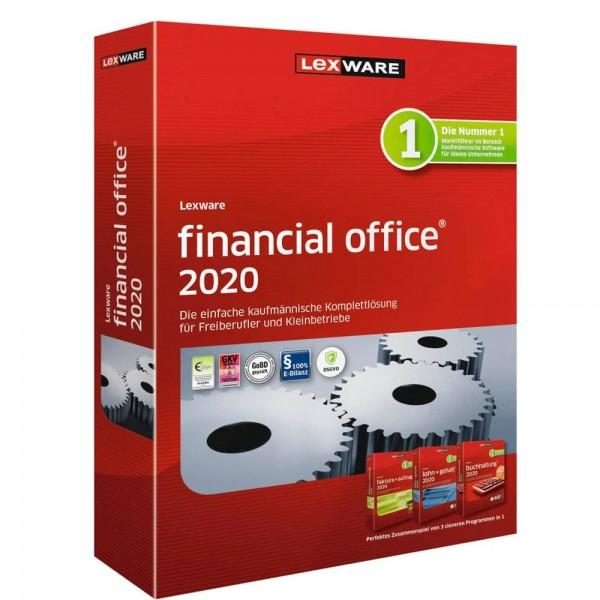 Lexware Financial Office 2020, 365 Tage Laufzeit [Download]