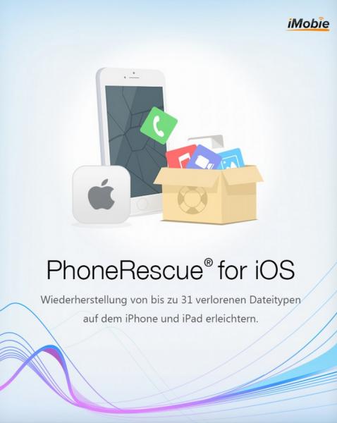 iMobie PhoneRescue iOS Windows