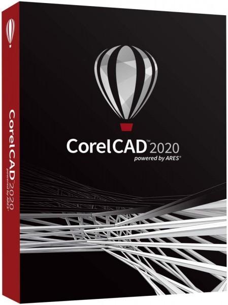 CorelCAD 2020, Upgrade