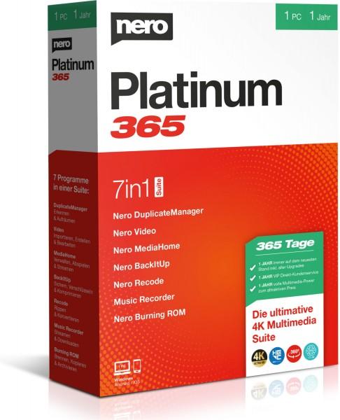 Nero Platinum 365 Download