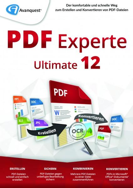 PDF Experte 12 Ultimate