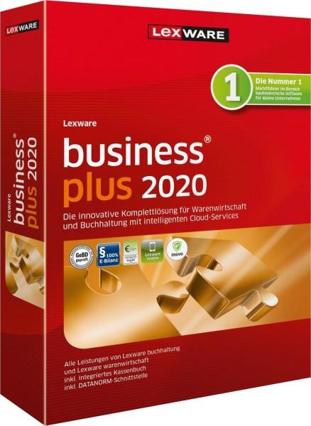 Lexware Business Plus 2020, 365 Tage Laufzeit, Download