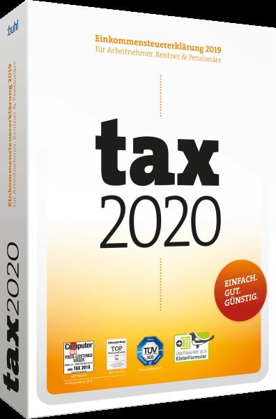 WISO tax 2020