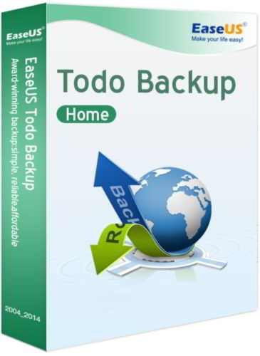 EaseUS Todo Backup Home 12.8, Vollversion