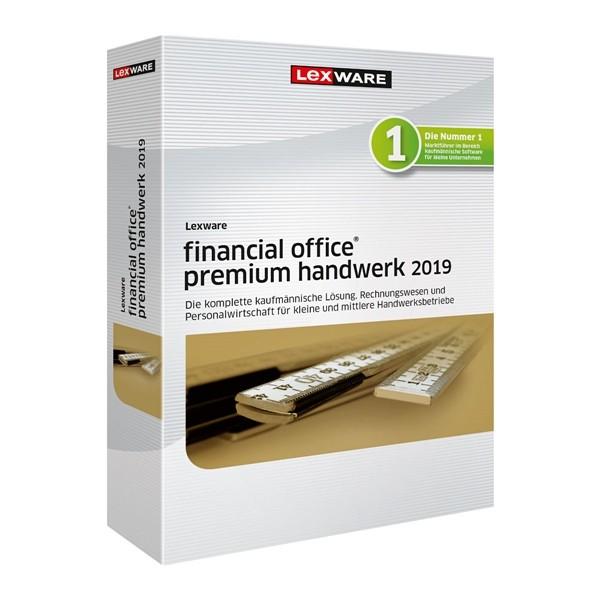 Lexware Financial Office Premium Handwerk 2019