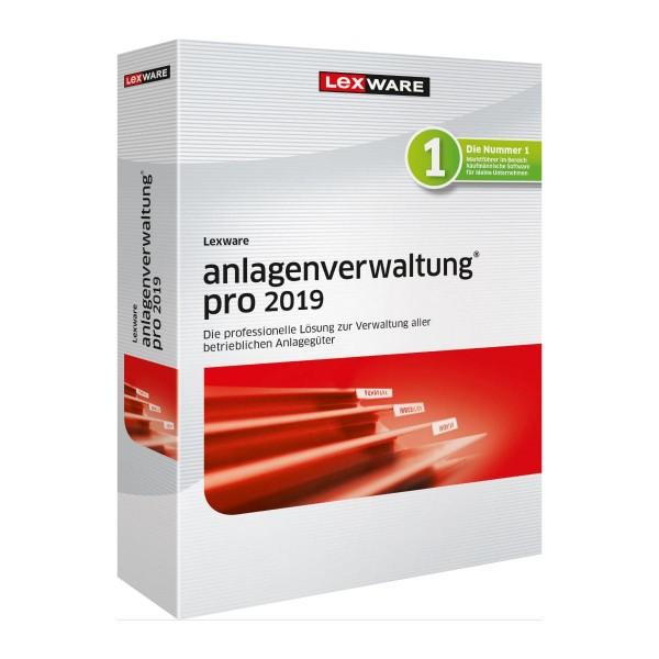 Lexware Anlagenverwaltung Pro 2019, 365 Tage, Download