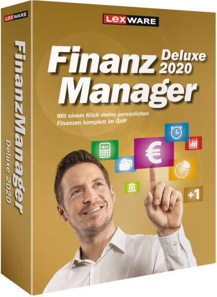 Lexware Finanzmanager Deluxe 2020, Download