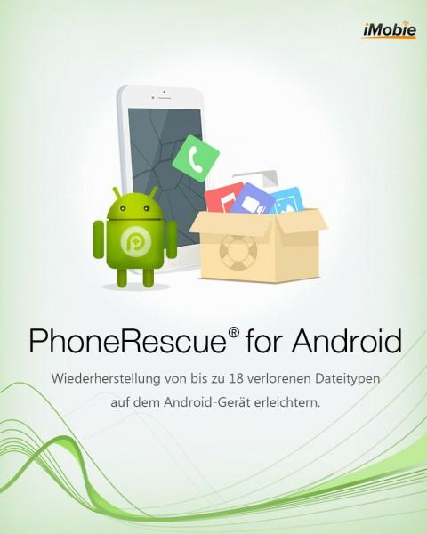 iMobie PhoneRescue Android MacOS