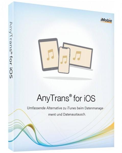 iMobie AnyTrans iOS MacOS