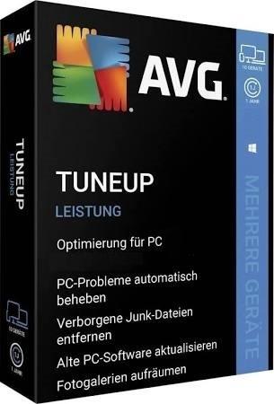 AVG TuneUp 2020 Vollversion 2 Jahre