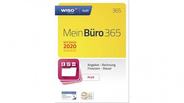 WISO Mein Büro 365 Plus (2021), 1 Jahreslizenz, Vollversion, [Download]