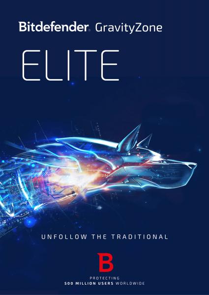 Bitdefender GravityZone Elite Security