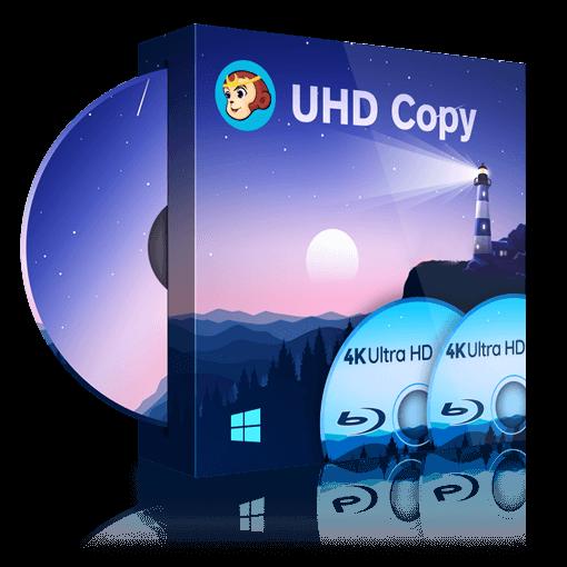 DVDFab UHD Copy, Windows