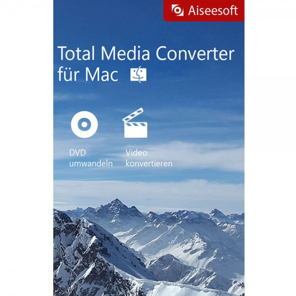 Aiseesoft Total Media Converter Mac OS