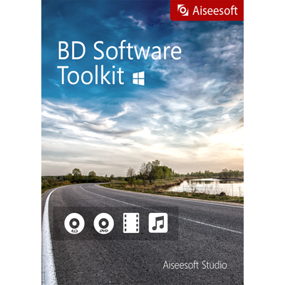 Aiseesoft BD Software Toolkit Windows