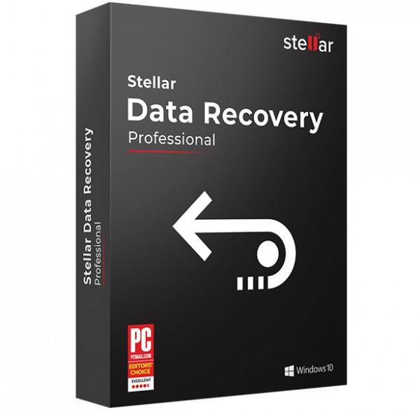 Stellar Data Recovery Professional 8