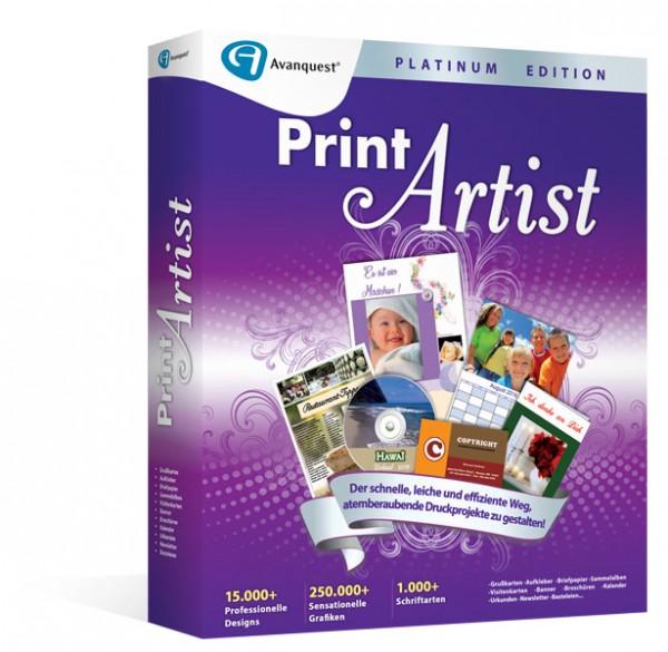 Print Artist Platinum