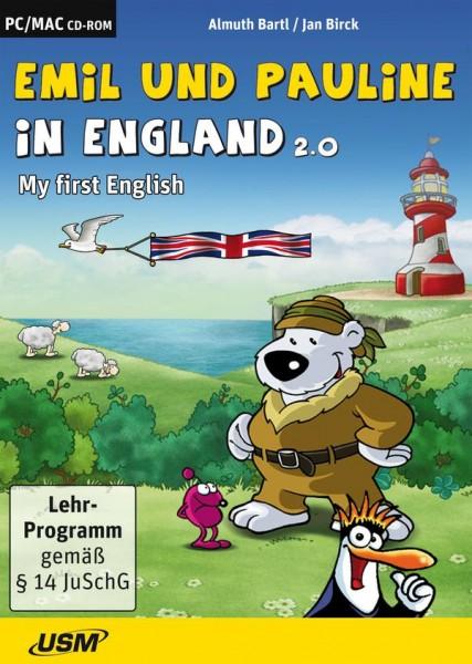 USM Emil und Pauline in England 2.0