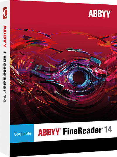 ABBYY FineReader 14 Corporate,1 User, WIN, Vollversion